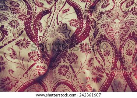 luxury cloth texture - stock photo