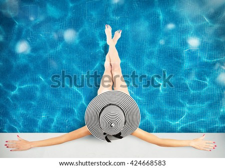 Luxury holiday - stock photo