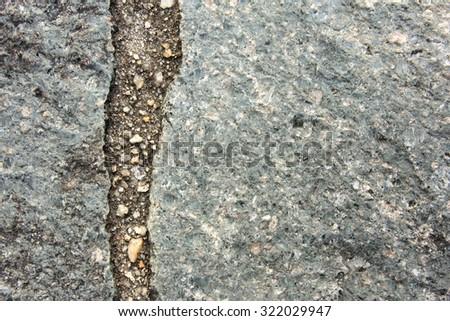 Macro Rock Textures 2 - stock photo