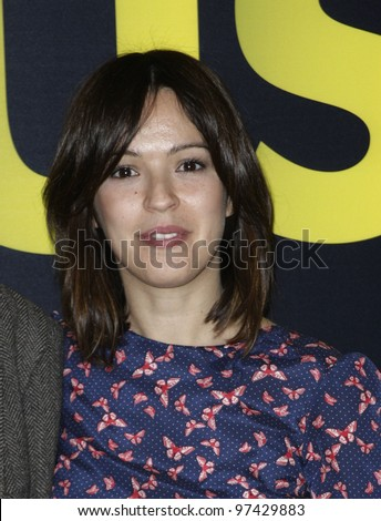 "MADRID - MARCH 12: Veronica Sanchez presents the movie ""La montana rusa"" at - stock-photo-madrid-march-veronica-sanchez-presents-the-movie-la-montana-rusa-at-the-princesa-cinema-on-97429883"