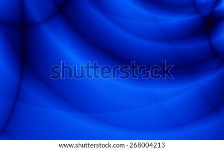 Magic background blue illustration web pattern - stock photo