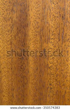 Mahogany wood texture background - stock photo