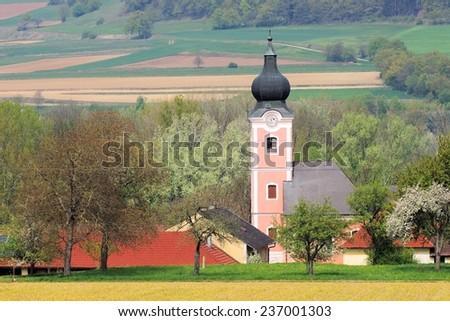 Maierhoefen  - stock photo
