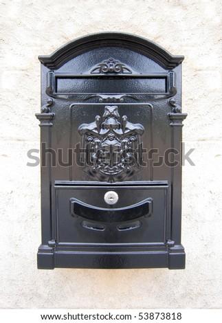 Mailbox - Letter box - stock photo