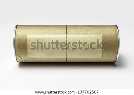 Mailer Tube - stock photo