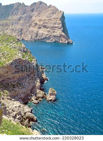 Majorca island, Spain - stock photo