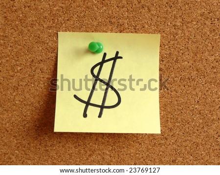 Make $$$ now! - stock photo