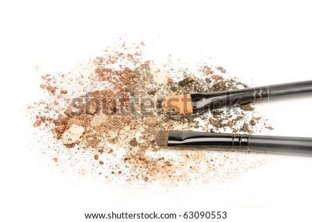 Make up. - stock photo