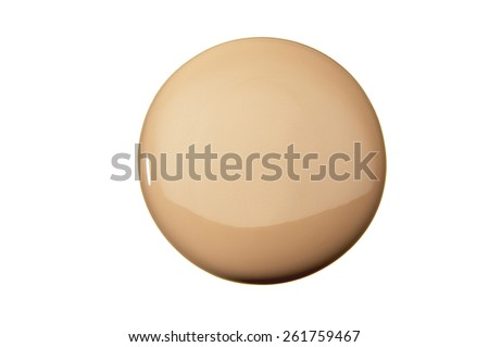 Makeup Blob - stock photo