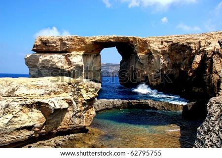 Malta.Gozo - stock photo