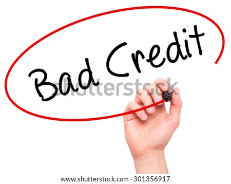 dating a man with bad credit