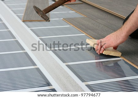 Radiant Floor Heating Radiant Floor Heating With Laminate