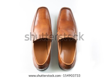 man shoes - stock photo