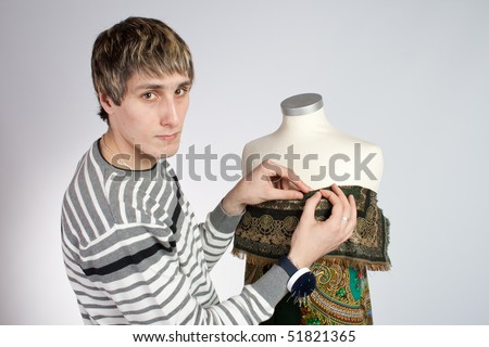 man-Taylor - stock photo