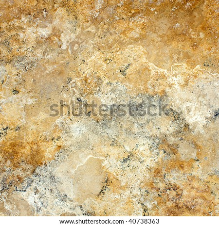 Marble and travertine texture background natural stone - stock photo