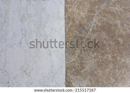 marble pattern background twotone - stock photo