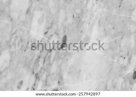 Marble patterned, Marble texture, Black and white style - stock photo