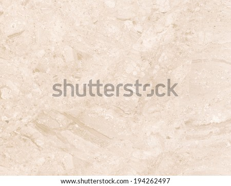 Marble texture. Beige stone background. Travertine Stone Wall Tile Abstract - stock photo