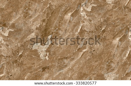 Marble texture. Brown stone background. Tile design - stock photo