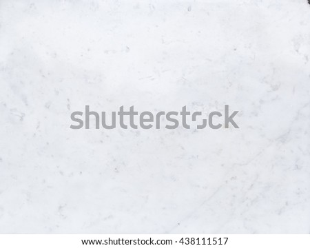 Marble texture, white marble wall for background - stock photo