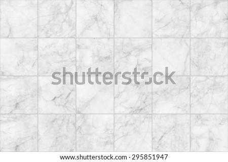 Marble tiles seamless floor texture, detailed structure of marble in natural patterned  for background and design. - stock photo