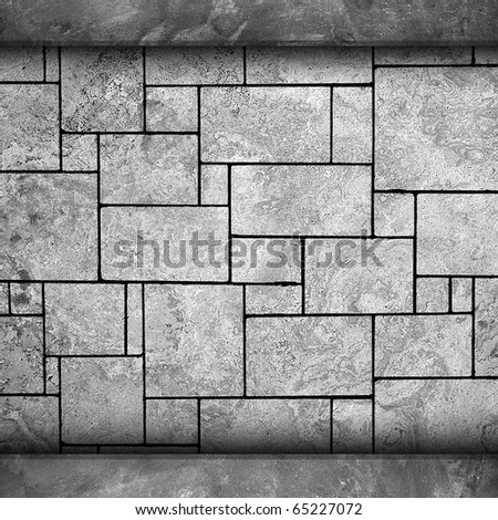 marble wall background - stock photo