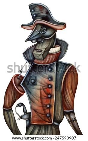 Marionette  - stock photo