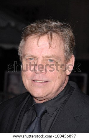 """Mark Hamill at """"The Fighter"""" Los Angeles Premiere, Chinese Theater, Hollywood, CA. 12-06-10 - stock photo"""