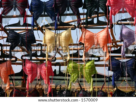 Market in India. - stock photo