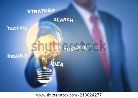 Marketing Concept - stock photo