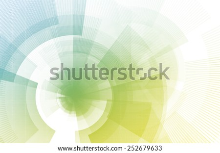 Marketing Tools for Online Advertising Campaign Art - stock photo