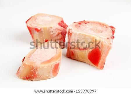 marrow bone - stock photo