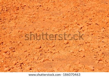 Mars texture - stock photo