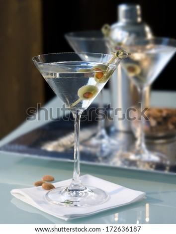Martinis - stock photo