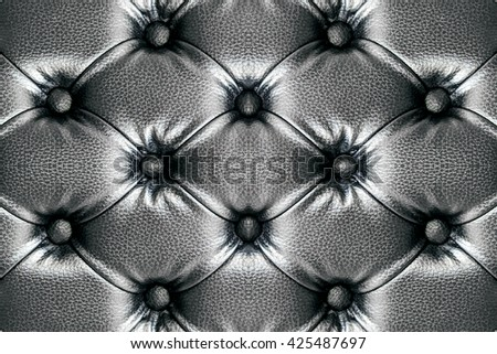 material background and texture from vintage Leather, For design with copy space for text or image. - stock photo