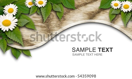Material image that can be used for WEB design - stock photo