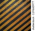 Material leather as a background or texture with colorful stripes. - stock photo