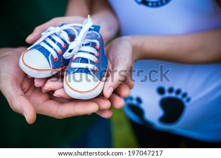 Maternity - stock photo