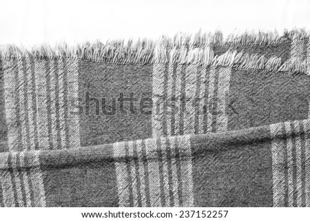 MAUHOM, Thai textile pattern, Thai's older fabric from cotton. - stock photo