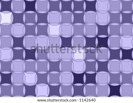 mauve shapes background - stock photo
