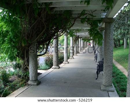 Maymont Park - stock photo