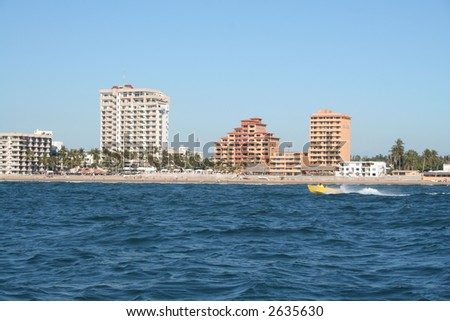Mazatlan - stock photo
