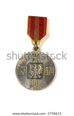medal - stock photo