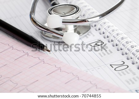 Medical Appointment - stock photo