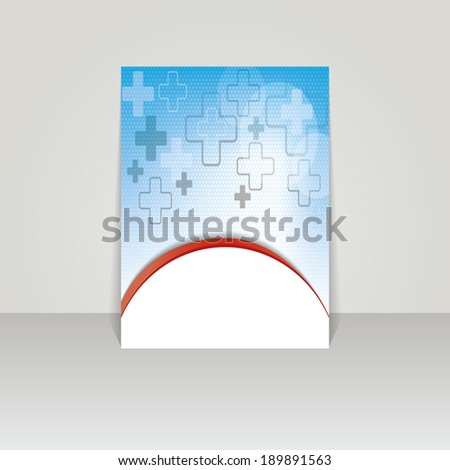 Medical Banner For Web Or Print . - stock photo