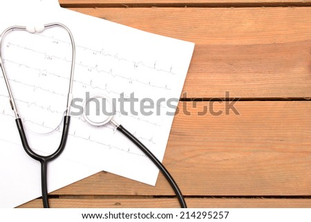 Medical material - stock photo
