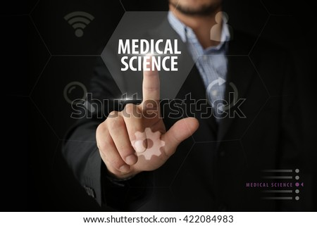 Medical Science - stock photo