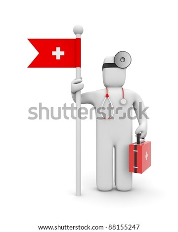 Medical services - stock photo