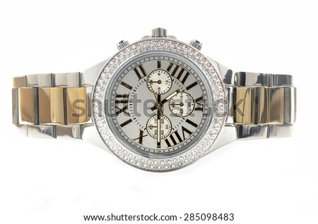 Men's Wrist Watches - stock photo