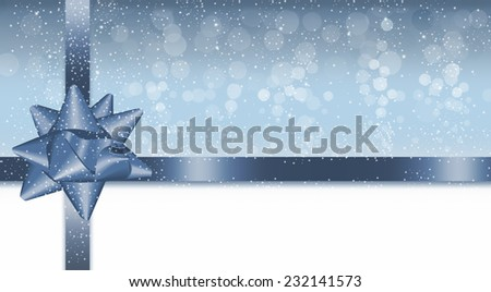 Merry Christmas and a Happy New Year - stock photo